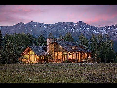 Ski-In and Ski-Out Mountain Home in Telluride, Colorado