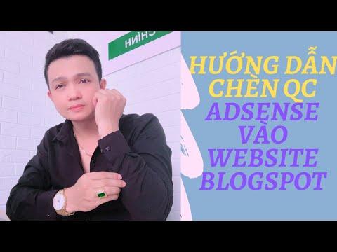 Hướng dẫn chèn quảng cáo Adsense vào Website mới nhất 2021