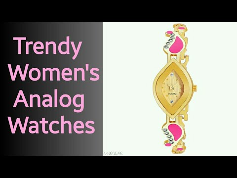 Perfect Multicolor Metal Strap Analog Watches// Online Shopping// Low Price In Sala Shop