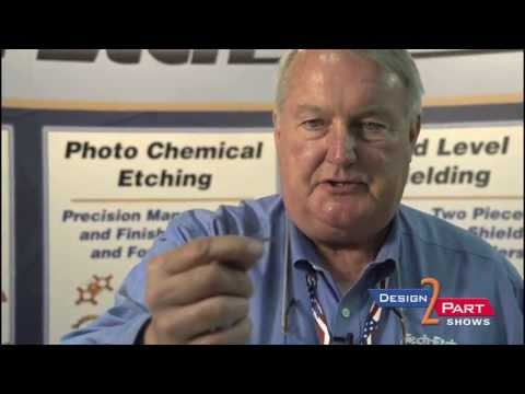 Photo-Chemical Etching of  Precision Parts - Tech Etch