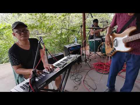 Santana - Black Magic Woman. Jamming session with JrsOz and Friends.