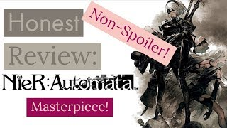 """Honest Review of """"Nier:Automata"""" (A MASTERPIECE OF GAMING!)"""