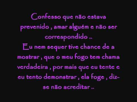 Gostasses de mim - Angelico Vieira c/ letra