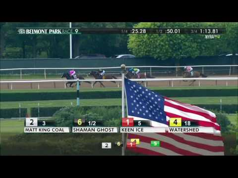 Keen Ice - 2017 Suburban Stakes - YouTube