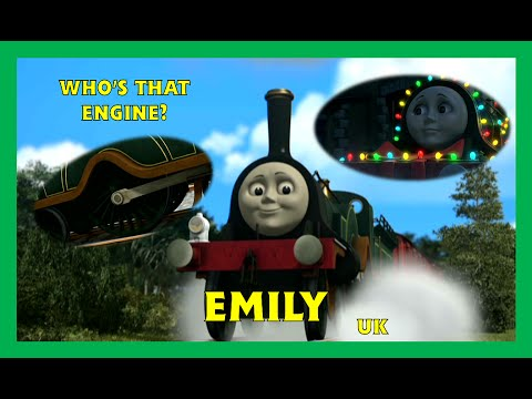 Who's That Engine? - Emily - UK - HD