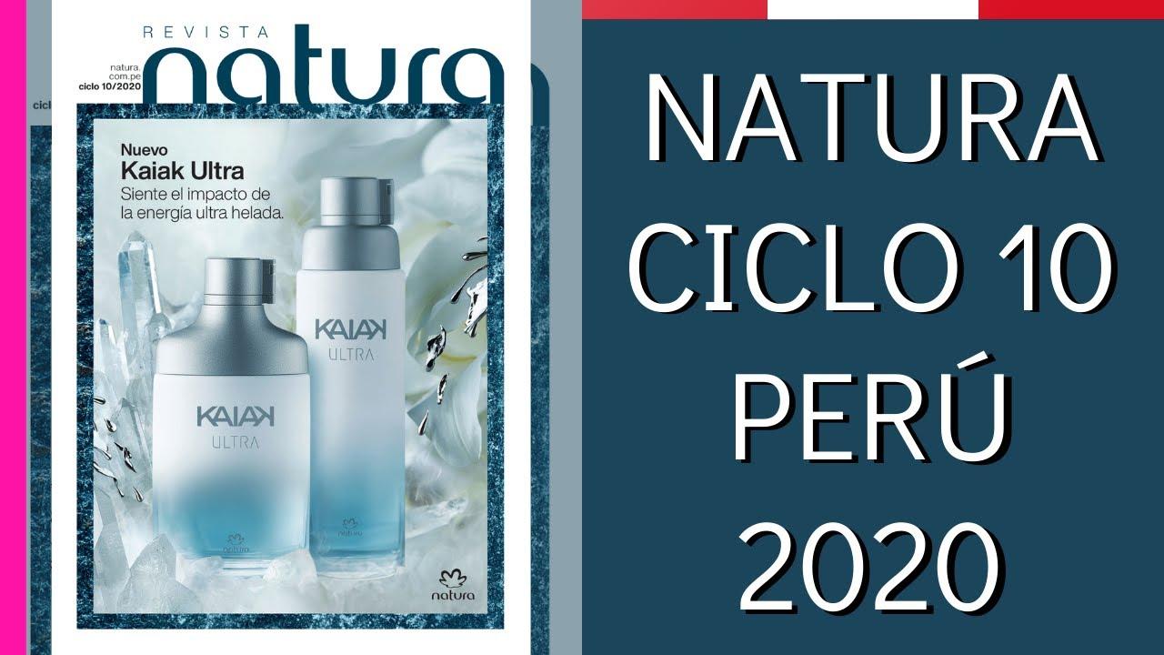 Youtube Video Statistics For Catalogo Natura Ciclo 10 Peru 2020 Noxinfluencer