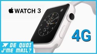 La future Apple Watch aurait une connexion 4G  DQJMM (1/3)