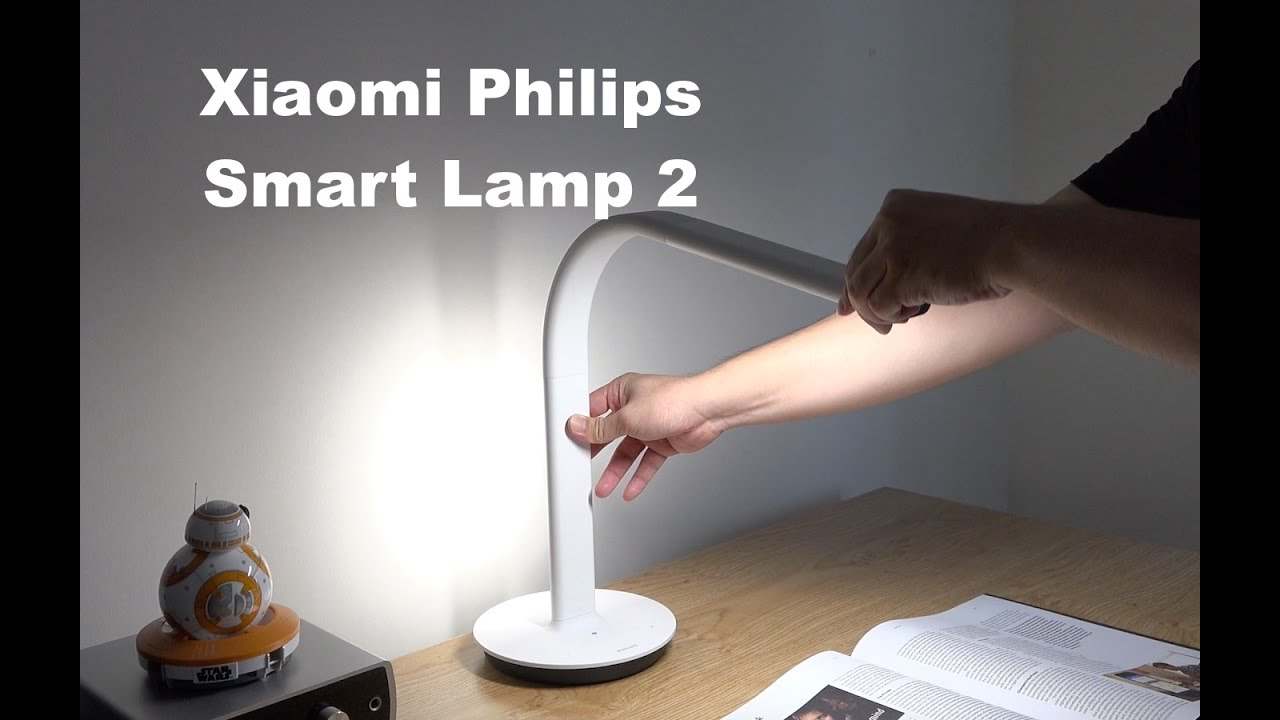 Test de l ampoule xiaomi philips smart led