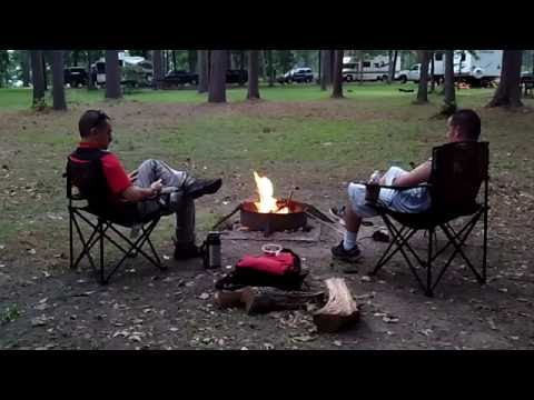 Camping in Texas: Cagle Campgrounds