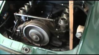 Very Early 1965 Irish Green Porsche 911 Original Barn find #302226