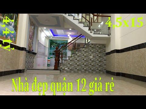 Bán nhà quận 12 phường Tân Chánh hiệp quận 12