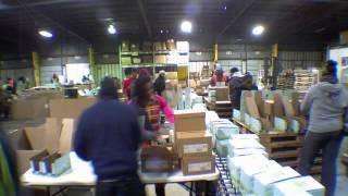 FW Warehousing Creates Variety Pack for Customer