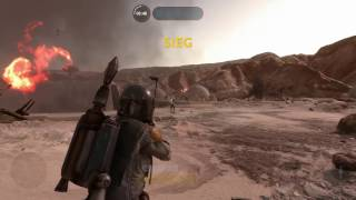 Let's Play Star Wars Battlefront Gameplay German Deutsch #131 - Wie FFA funktionieren könnte
