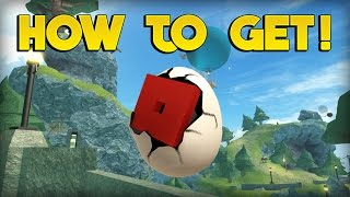 HOW TO GET THE ROBLOX EGG! - ROBLOX Egg Hunt 2017