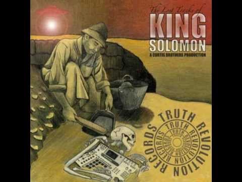 King Solomon ft. Roy Shivers - 911 Was An Inside Job