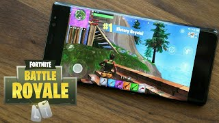 HOW TO DOWNLOAD FORTNITE FOR ANDROID | FORTNITE MOBILE | OFFICIAL LINK| EPIC GAMES |