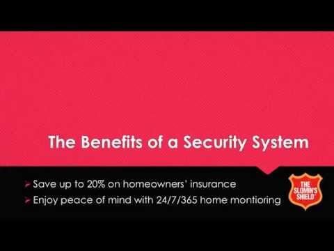 Free Home Security System @ CALL 1-800-252-7663