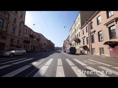 Санкт-Петербург - Лермонтовский проспект