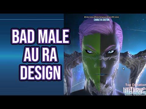 FFXIV 3.0 0595 Male Au Ra Design