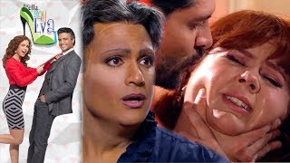 ¡Antonia se entera de toda la verdad!  | Por Ella Soy Eva - Televisa