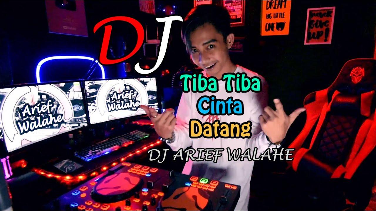 Dj Tiba Tiba Cinta Datang Maudy Ayunda Full Bass ♫ (BY DJ ARIEF WALAHE) ♫