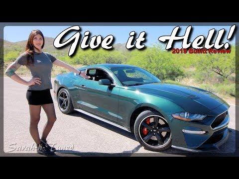Sending Tires to HELL One Bullitt at a Time! // 2019 Bullitt Review