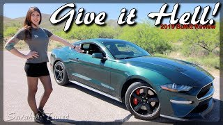 Sending Tires to HELL One Bullitt at a Time! // 2019 Bullitt Review