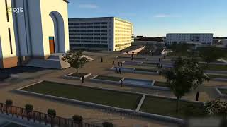 simulare proiect pasaje subterane Oradea