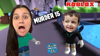 MURDER MENTIROSO!! (Robo asesinato misterio 15) Obras de teatro en familia