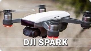 DJI Spark: Minidron, který ovládáte jako Jedi! - AlzaTech #573