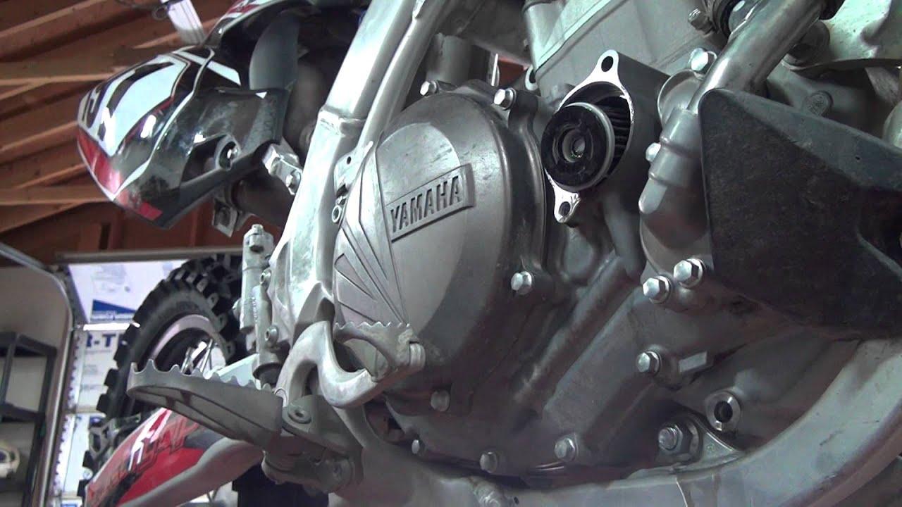 Yamaha Yfzr Oil Capacity