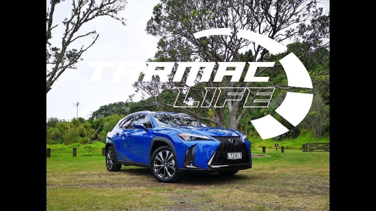Lexus UX F-Sport review first drive