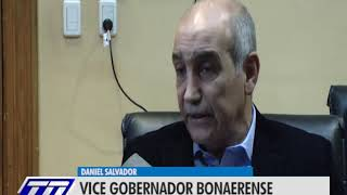 Reporte Especial SALVADOR DANIEL VICE GOBERNADOR DE LA PROVINCIA DE BUENOS AIRES