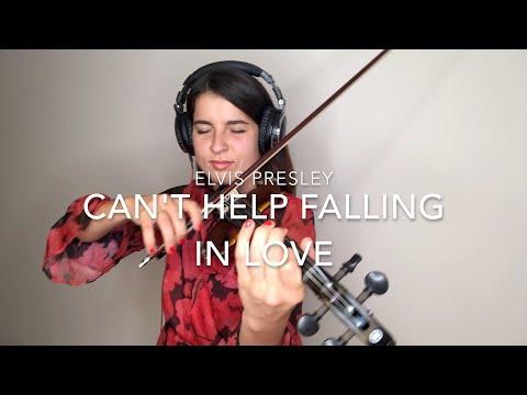Can't Help Falling In Love- Elvis Presley- Violin Cover- Barbara Krajewska