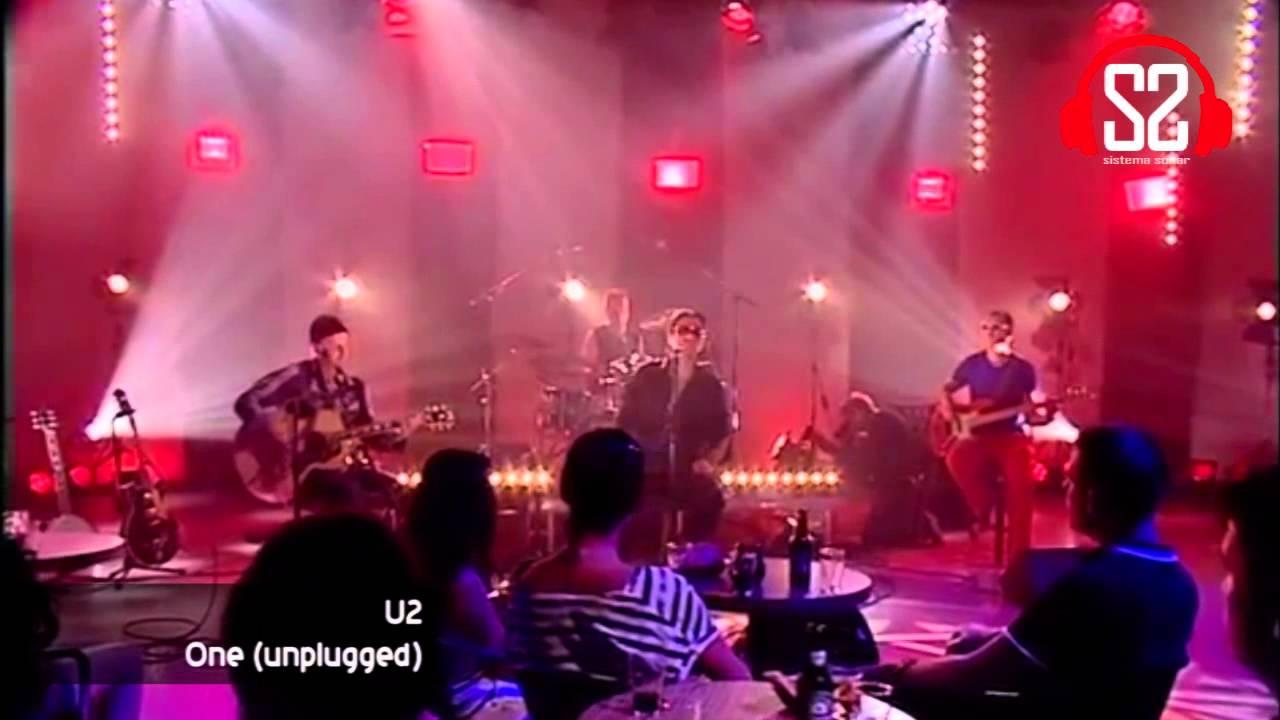 U2 - One (unplugged)