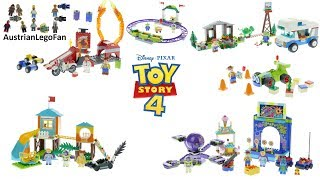 Lego Toy Story 4 Compilation of all Sets