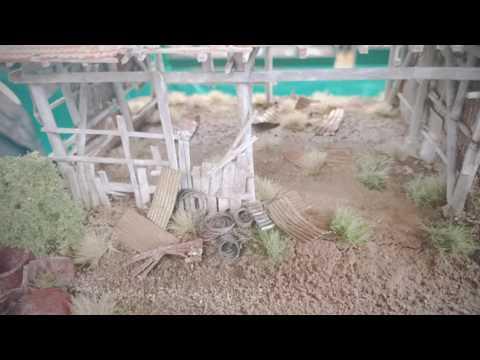 Modellbahn Ausstellung im Lokschuppen Gerolstein