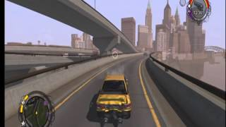 "Saints Row 1 Free Roam ""3rd Street"""