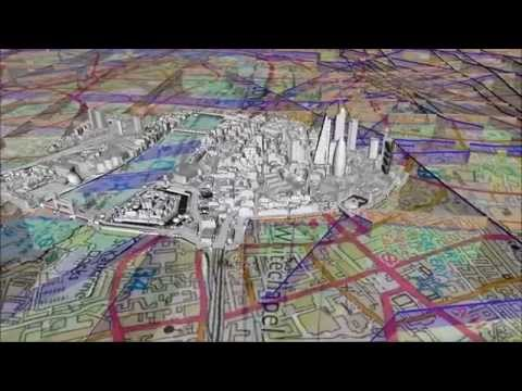 Geology under London and the Thames Valley