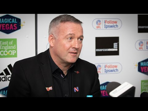 Paul Lambert's First Press Conference as Town Manager