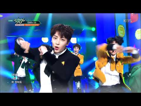 뮤직뱅크 Music Bank - Giddy Up - 더보이즈(THE BOYZ).20180406