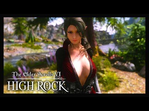 The Elder Scrolls VI: HIGH ROCK | (Top 5 TES 6 Locations - Bonus)