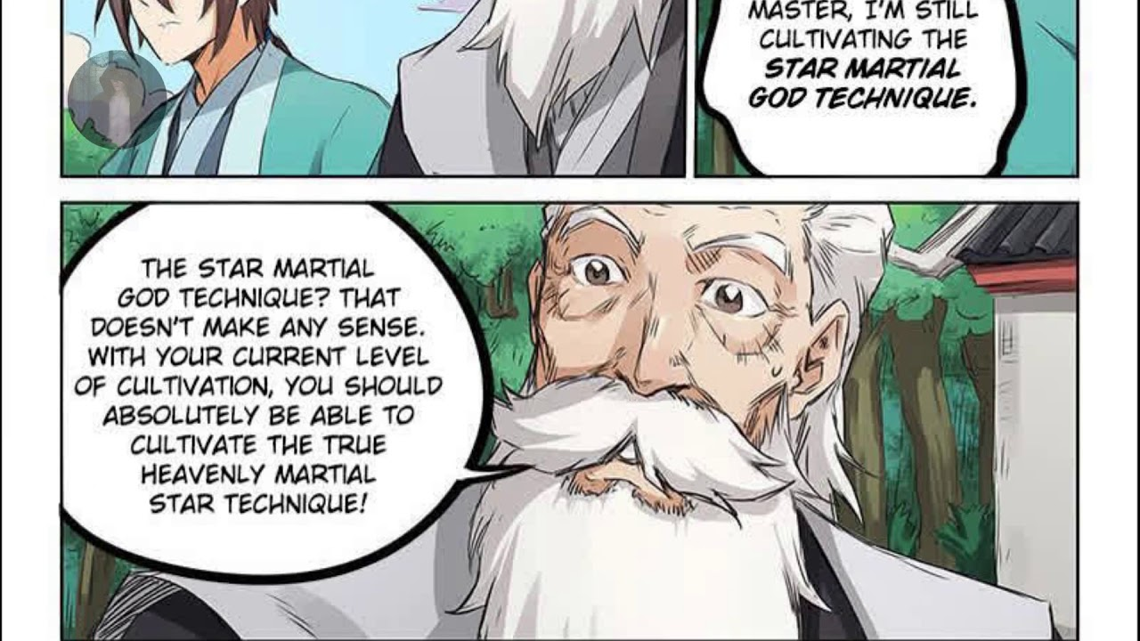 Star Martial God Technique chapter 156 English Manhua