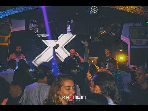 MAGILLIAN at Klub Inch #9 by Hush Recordz - Kremlin Lisboa (June.17)