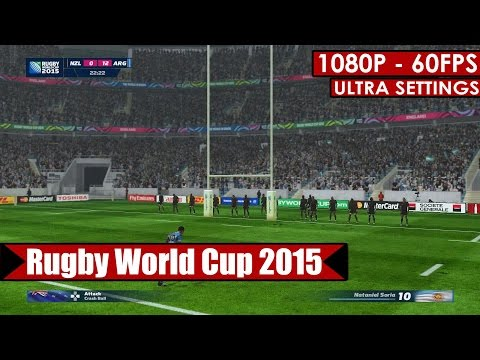 Rugby World Cup 2015 gameplay PC HD 1080p60fps