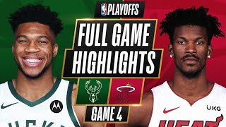 Game Recap: Bucks 120, Heat 103