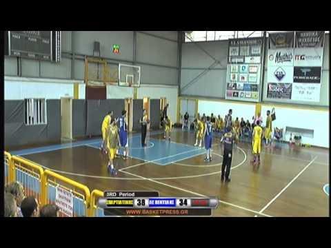 basket Press LIVE |  Γ Εθνική | Σπαρτιατικός-Πεντέλη