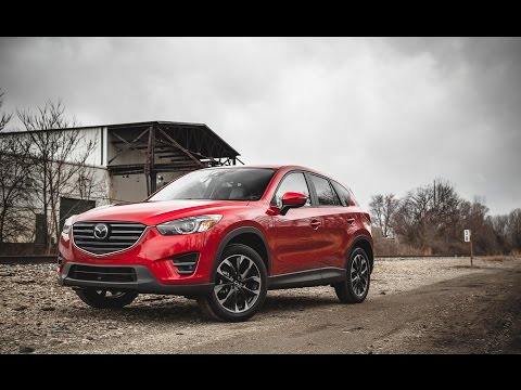 2016 Mazda CX 5 2 5L AWD Part 2
