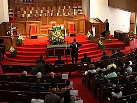 Birmingham remembers infamous church bombing