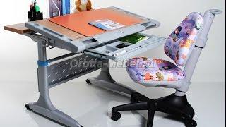 Детские парты трансформеры Comf Pro обзор